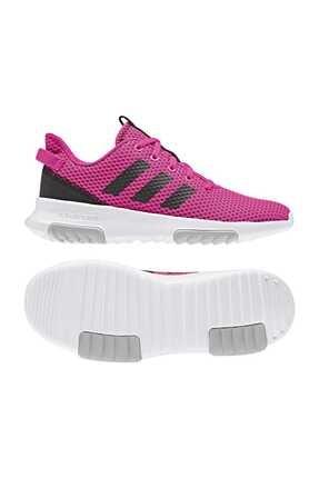 adidas CF RACER TR K Pembe Kadın Koşu Ayakkabısı 100409042 1