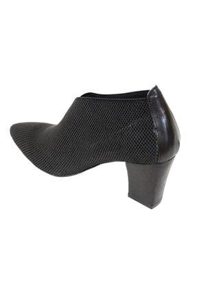 Ustalar Ayakkabı Çanta Siyah Kadın Topuklu Ayakkabı 364.2256 2
