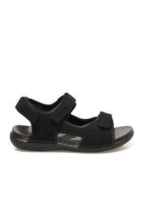 Polaris 400677.M1FX Siyah Erkek Sandalet 101022217 1