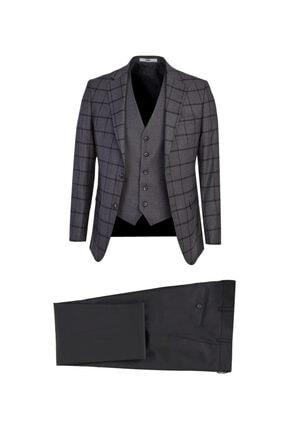 Picture of Klasik Ekose Takım Elbise