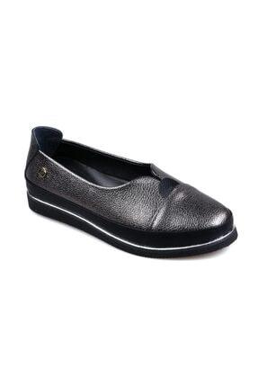 Pierre Cardin Kadın Günlük Ayakkabı Pc-51229 Platin 4