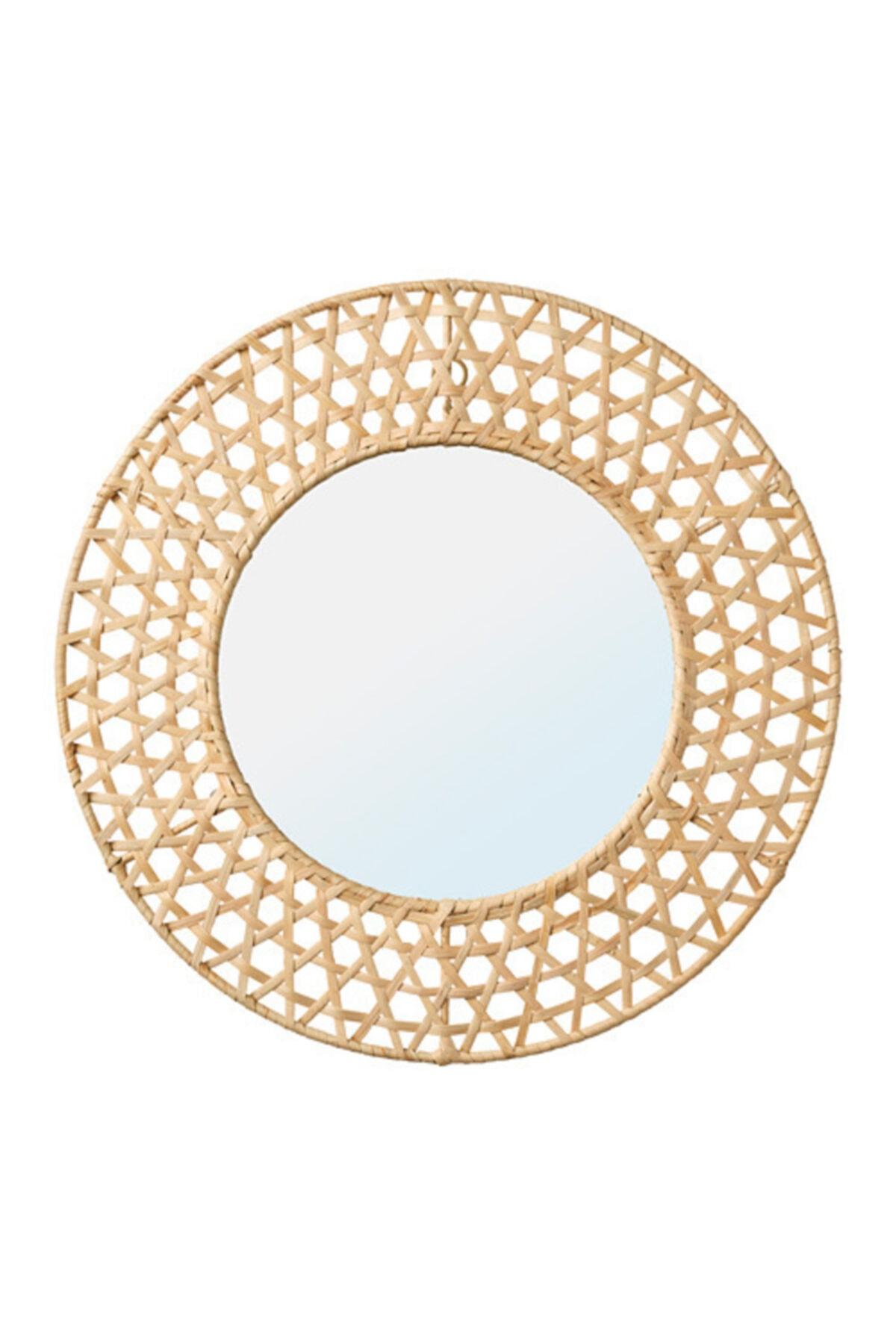 IKEA Mıssveden Rattan Ayna