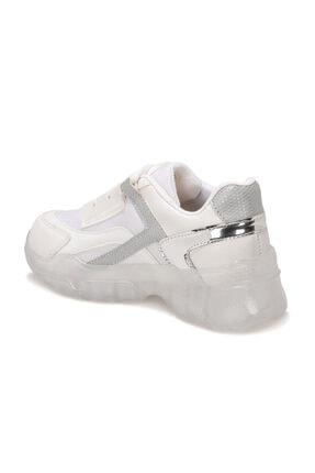 Polaris Beyaz Kız Çocuk Fashion Sneaker 101011218 615258.F1FX 2
