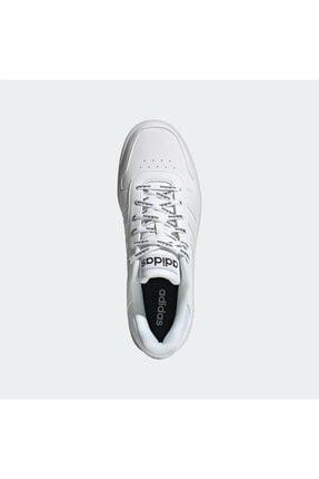 adidas Hoops 2.0 Erkek Spor Ayakkabısı 4