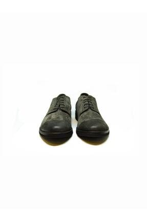 ALBERTO GUARDIANI Erkek Gri Ayakkabı 4