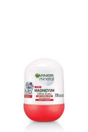 Garnier Mineral Magnezyum Ultra Kuru Roll-on Deodorant 1