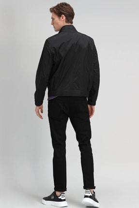 Lufian Paul Smart Jean Pantolon Slim Fit Siyah 4