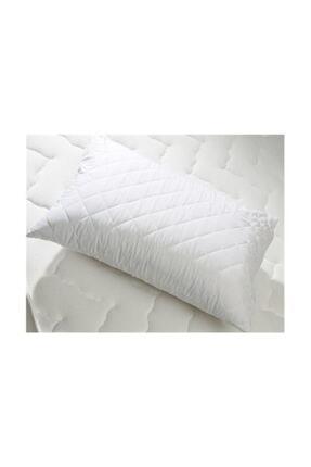 Fa Home Collection Beyaz Kapitone Silikon Yastık 50x70 4