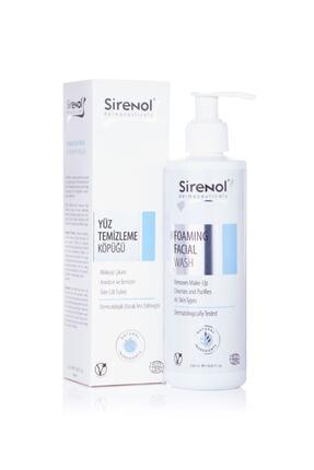 Sirenol Natural Cadı Fındığı Yüz Temizleme Köpüğü 250 ml 0