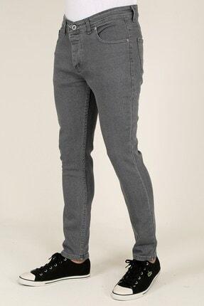 Terapi Men Erkek Gri Slim Fit Kot Pantolon 21k-2100482-1 0