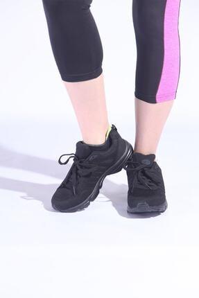 MP Kadın Siyah Spor Ayakkabı 4