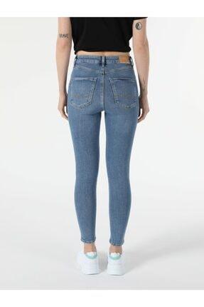 Colin's Kadın  Super Slim Fit Yüksek Bel 76 Diana Jean Pantolon 1