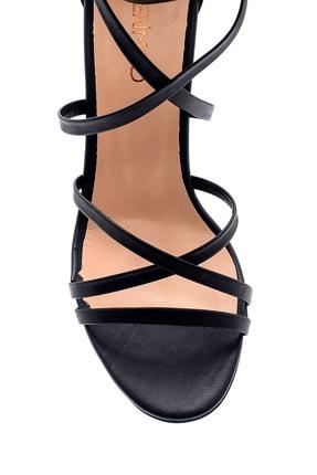 Derimod Kadın Deri Topuklu Ayakkabı 4