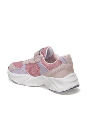US Polo Assn PEJA Pembe Kız Çocuk Koşu Ayakkabısı 101006268 2