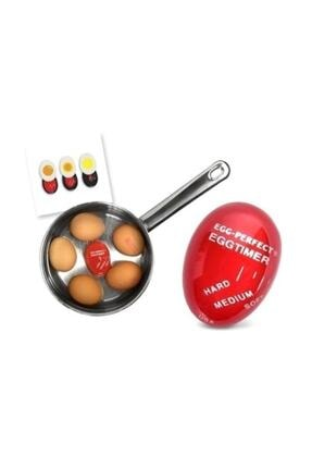 Modauyum Yumurta Haşlama Zamanlayıcısı Dublör Yumurta Egg Timer 2