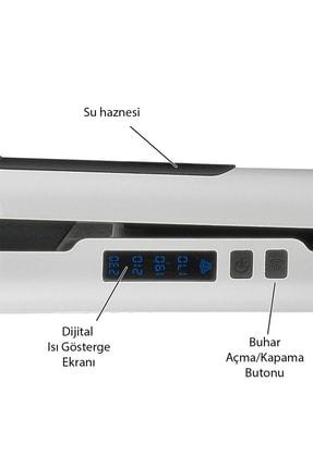 Hairens Hrs-540 Ultrasonik Buharlı Saç Düzleştirici 4
