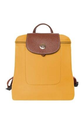 TH Bags Kadın / Kız Sırt Çantası Th25300 Hardal 1
