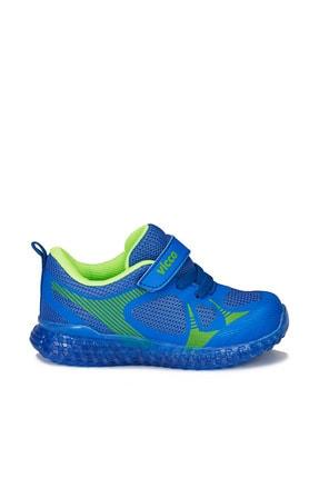Vicco Figo Erkek Bebe Saks Mavi Spor Ayakkabı 2
