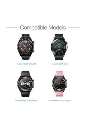 Cimricik Huawei Watch Gt2 46 Mm Honor Watch Magic 2 Usb Şarj Kablosu 1
