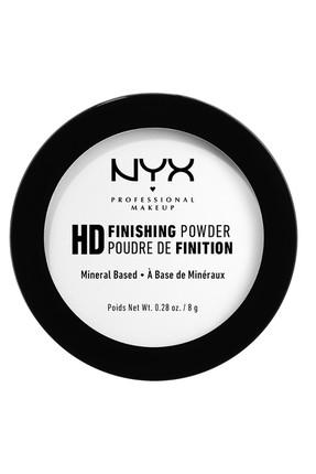 NYX Professional Makeup Sabitleyici Pudra - High Definition Finishing Powder Translucent 43 g 800897834661 2