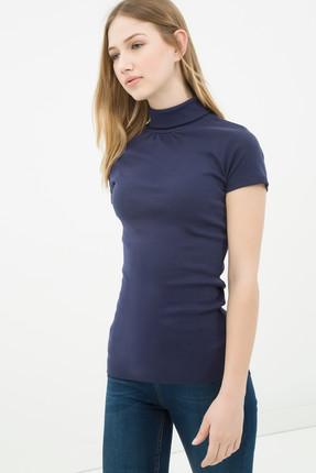 Koton Bogazli T-shirt 0