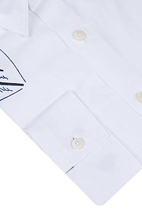 Tween Beyaz Gomlek - 9TC02KD00223-801 3