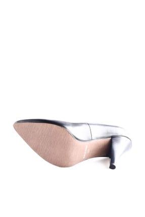 Dgn Siyah Kadın Klasik Topuklu Ayakkabı 290-148 3