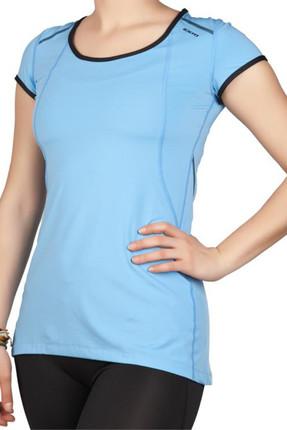 Exuma Kadın Mavi T-shirt - 142252 0