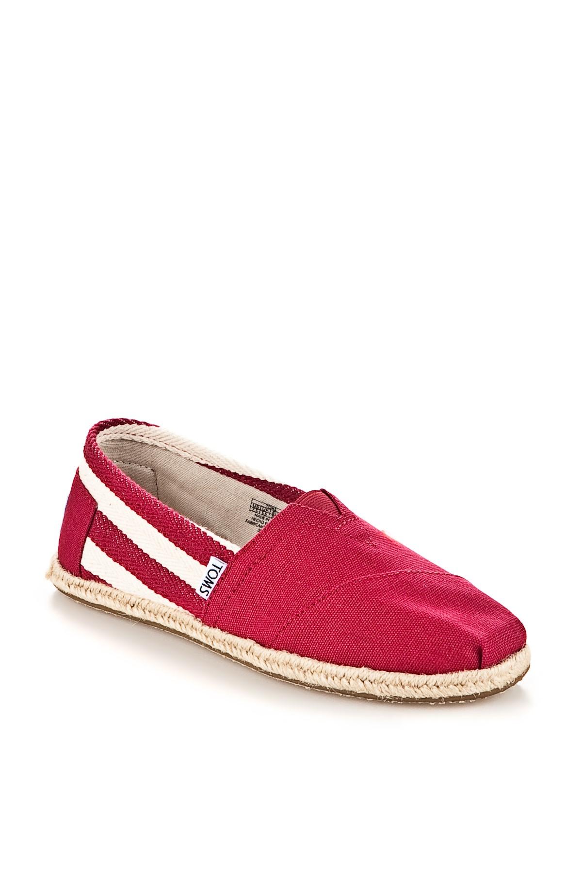 University Klasik Alpargata Kadın Ayakkabı 10005421