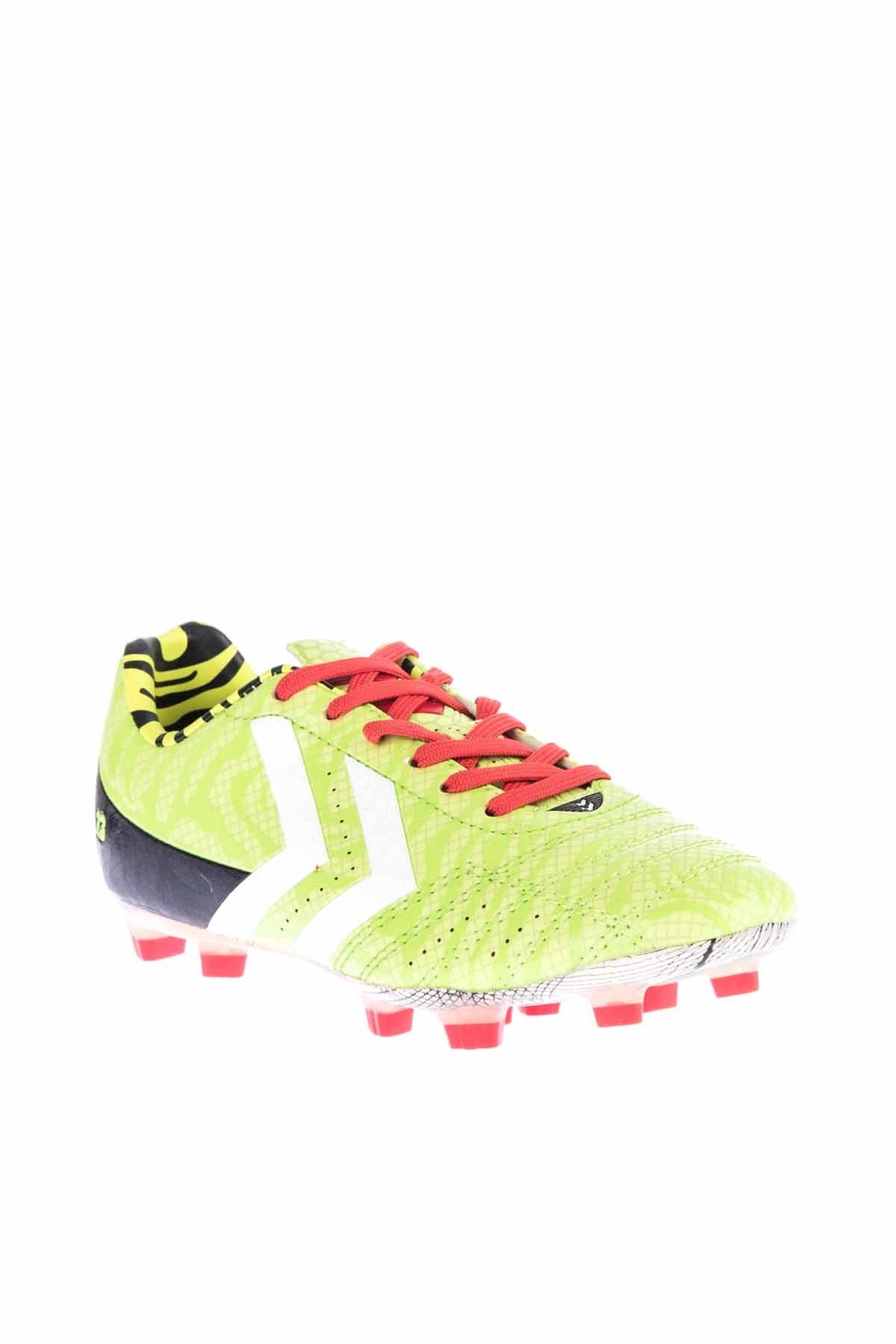 HUMMEL Yeşil Unisex Çocuk Ayakkabı Hummel Football Fg Junıor Lace Ss15 61077-6595