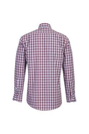 Kiğılı Uzun Kol Regular Fit Ekose Gömlek 1