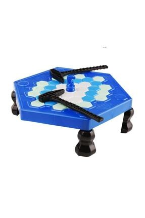 Bundera Buz Kırma Oyunu Buz Kalesi Buz Tuzağı Eğlenceli Aile Oyunu V2 2