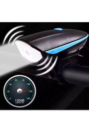 Rectus Elektronik Işıklı Korna 120 Desibel Ses 25 Lümen Işık 2