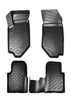 Rizline Citroen C3 2016 Sonrası 3d Paspas Siyah 0