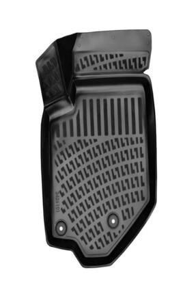 Rizline Citroen C3 2016 Sonrası 3d Paspas Siyah 1