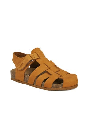 Vicco Arena Erkek Bebe Camel Sandalet 0