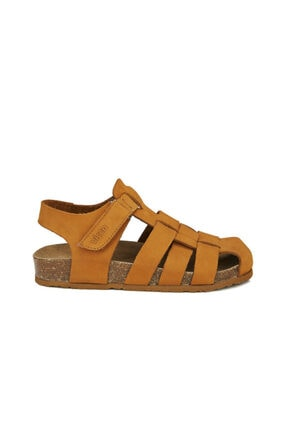 Vicco Arena Erkek Bebe Camel Sandalet 1