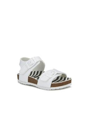Vicco Bonbon Unisex Bebe Beyaz Sandalet 0