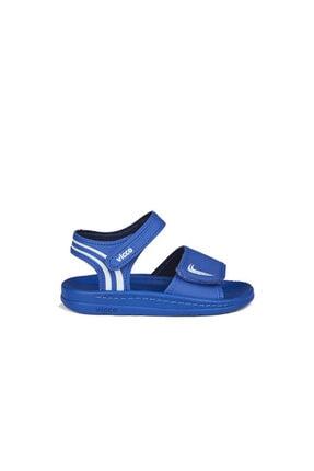 Vicco Dory Erkek Bebe Saks Mavi Sandalet 1