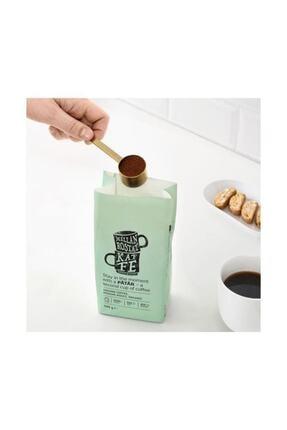 IKEA Tempererad Kahve Ölçeği Ve Klips Pirinç Rengi 3