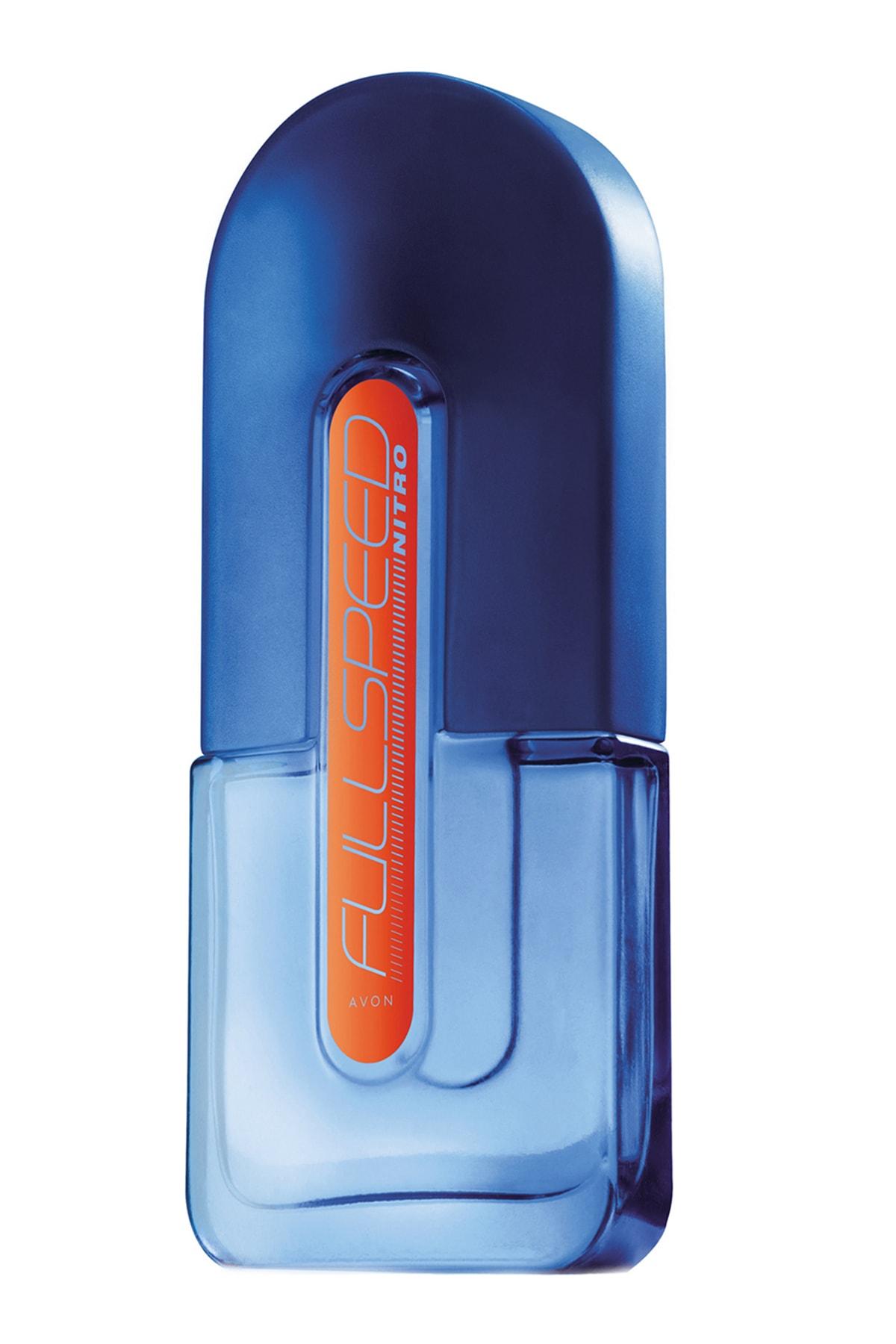 Avon Full Speed Nitro Edt 75 ml Erkek Parfümü 5050136114664 0
