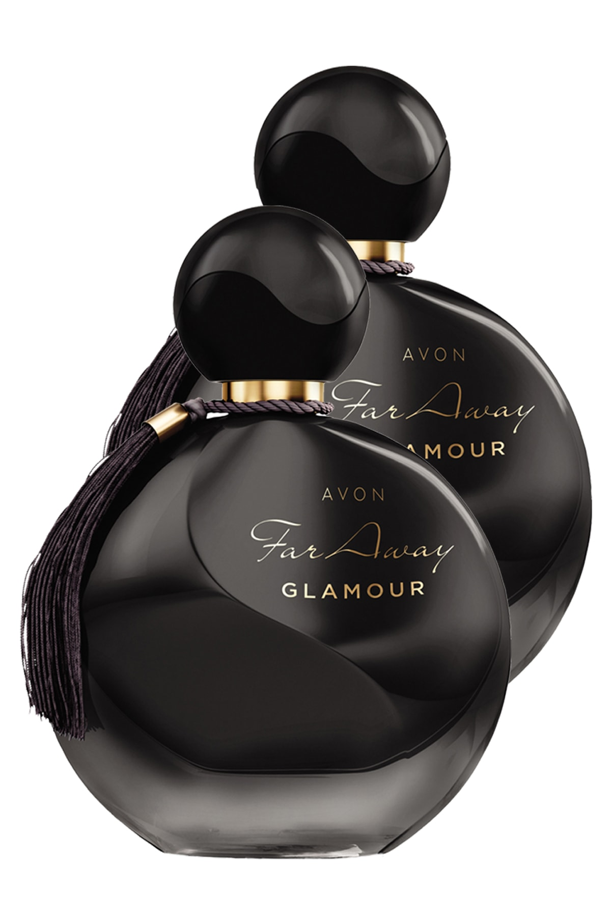 Avon Far Away Glamour Kadın Parfüm Edp 50 ml 2'li Set 5050000102414 0