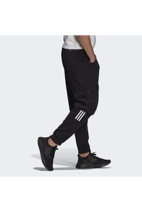 adidas Erkek  Sİyah Sportswear Cargo Eşofman Altı 2