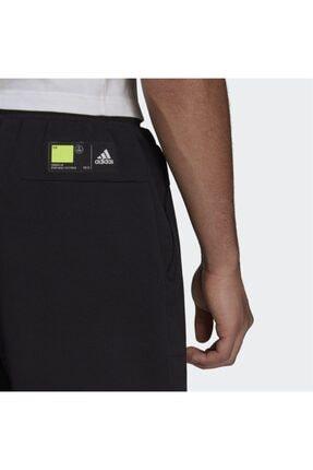 adidas Erkek  Sİyah Sportswear Cargo Eşofman Altı 4