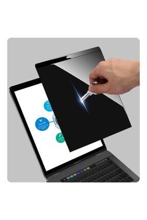 NANOSPACE Macbook 13.3' Pro Privacy Hayalet Yandan Görünmeyen Mat Ekran Koruyucu 3