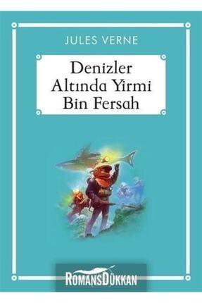 Arkadaş Yayınları Denizler Altında Yirmi Bin Fersah - Jules Verne - 0
