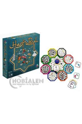 Arapça, Harf Bul, Dedektif, Dikkat Oyunu, Görsel Hafıza Oyunu HA426