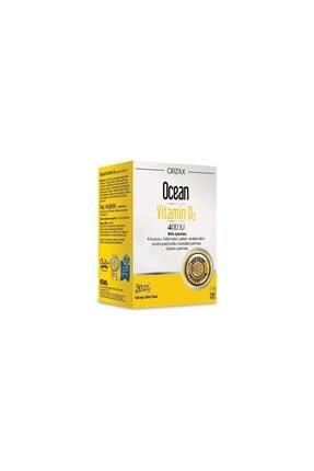 Ocean Orzax Vitamin D3 400'Iu Sprey 20ml 0
