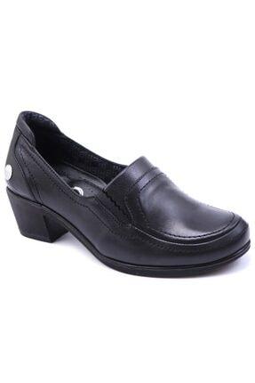 Mammamia 19k 500 Ortopedik Topuklu Kadın Ayakkabı 0