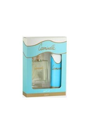 Carminella Edt 100 Ml Kadın Parfüm + 150 Ml Deodorant Set 0